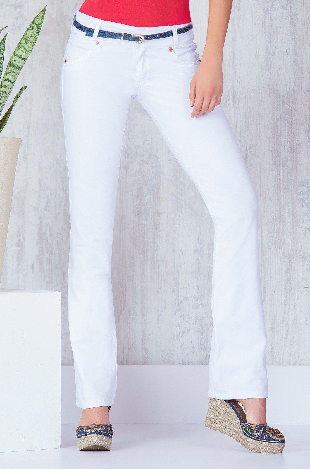 Skinny Jean Blanco - Chazari 1314-9
