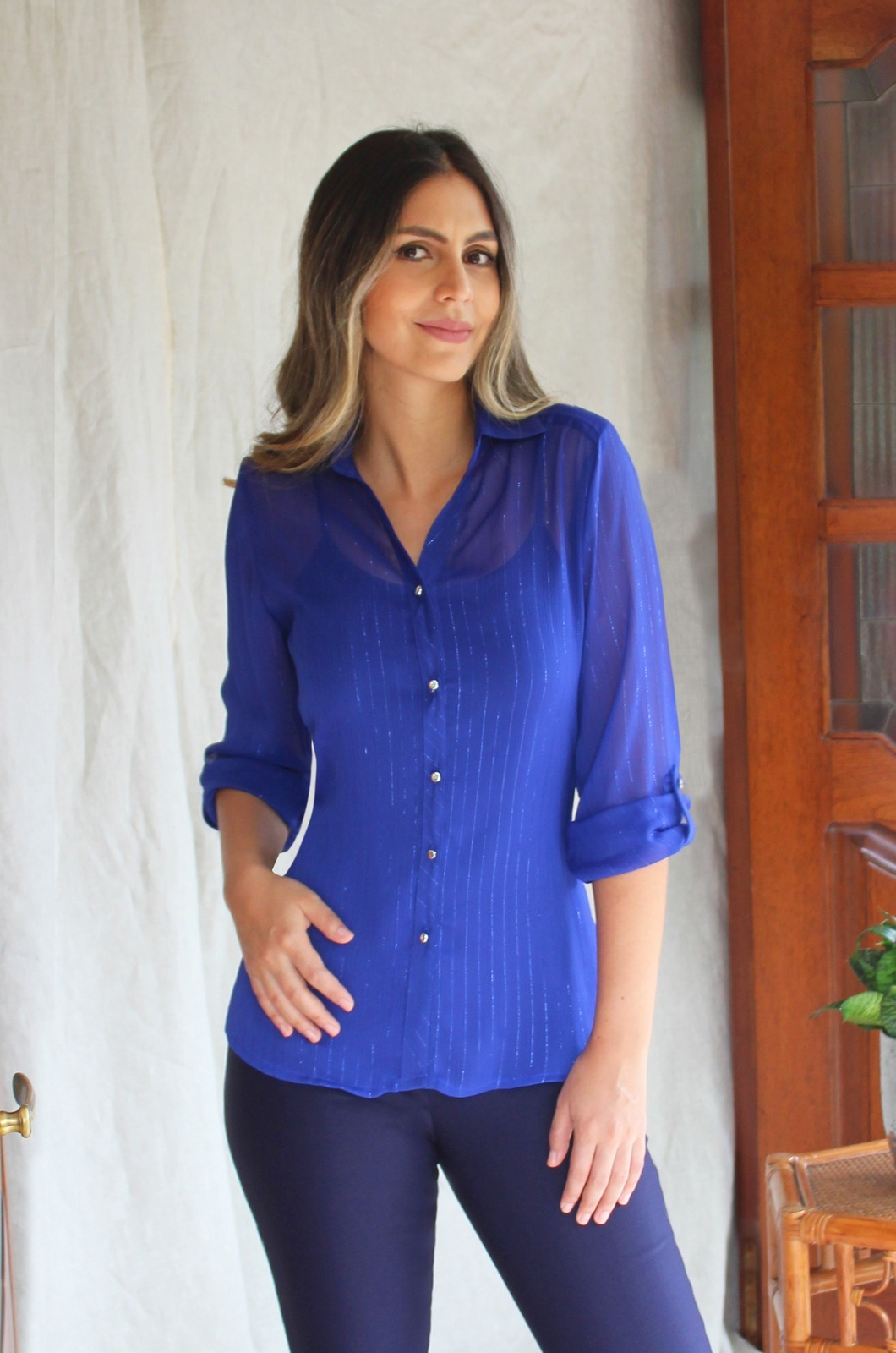 BLUSA-CAMISERA-MANGA-LARGA-Chazari-4026-20-azul