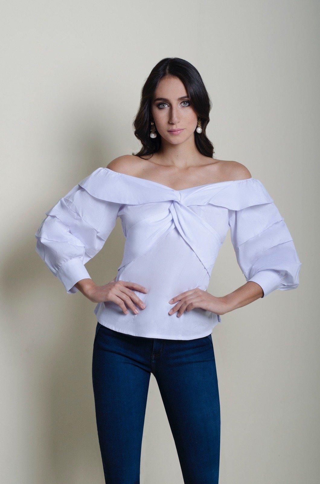 Blusa-campesina-con-pliegues-en-manga-blanca-Chazari-4071-20