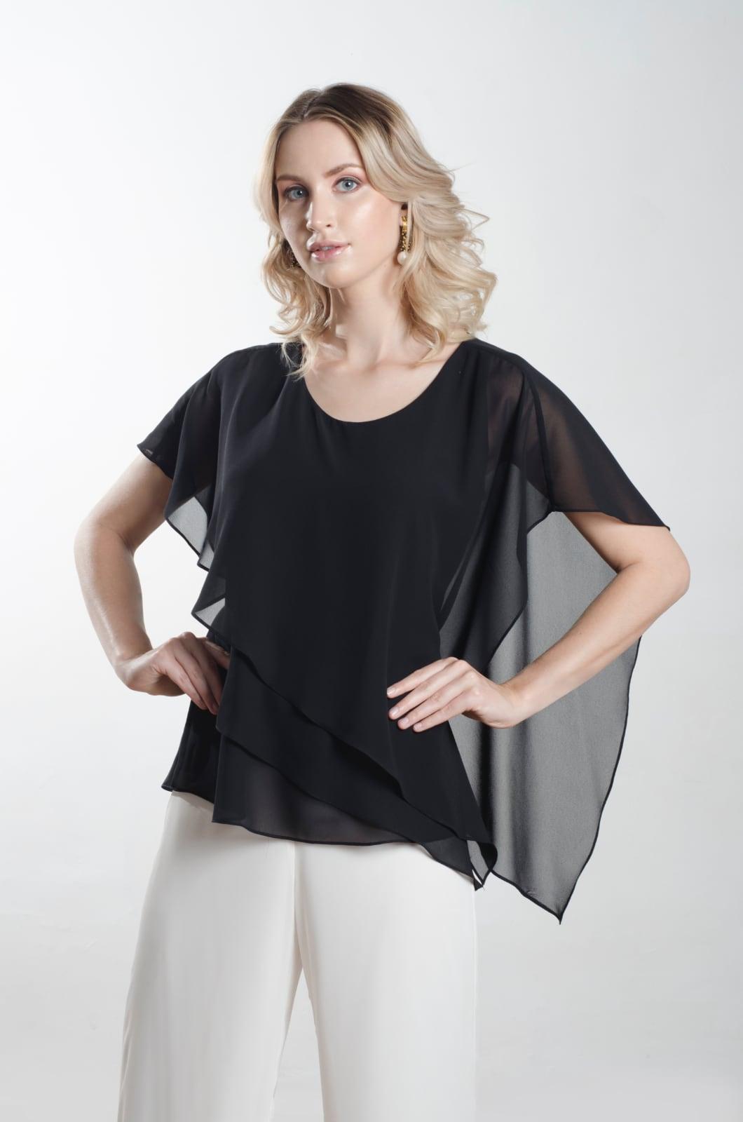 Blusa-en-capas-asimétricas-Chazari-4008-20-Negro